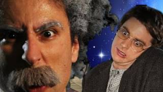 Einstein vs Stephen Hawking -Epic Rap Battles of History #7 thumbnail