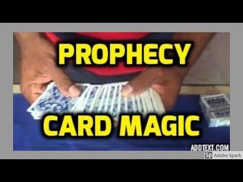 MAGIC TRICKS VIDEOS IN TAMIL #437 I PROPHECY CARD @Magic Vijay