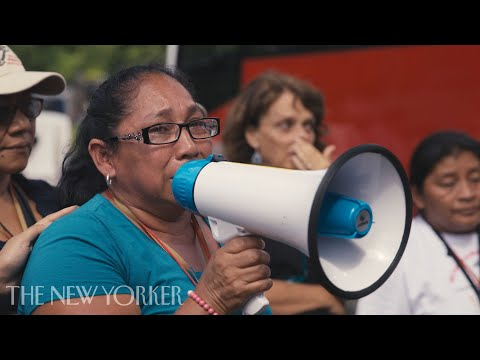 """Mothers of Missing Migrants Ask """"Have You Seen My Child?""""   The New Yorker Documentary"""