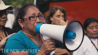 """Mothers of Missing Migrants Ask """"Have You Seen My Child?"""" 