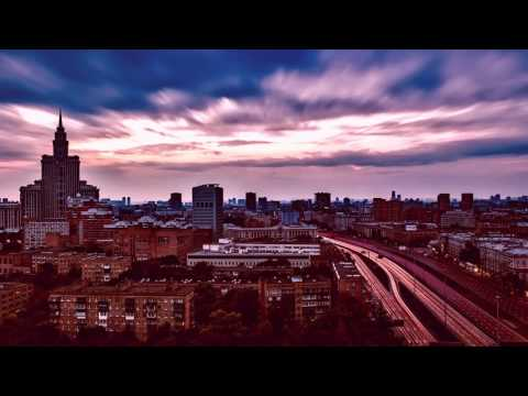 City Ambience Soundscape with Sounds of Moscow
