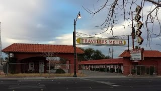 Abandoned Travelers Motel - Las Vegas, NV