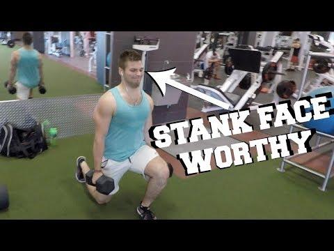 Strength Building Leg Workout (4 Months Post ACL Surgery)