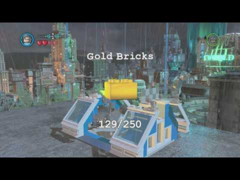LEGO Batman 2: DC Super Heroes ~ Gotham City Central - Gotham Park (Collectibles Guide)