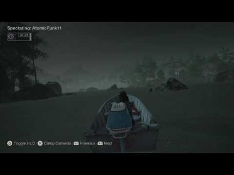 Friday The 13th: The Game | Gameplay #2 + Roll Credits Trophy/Achievement