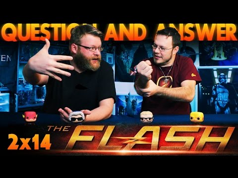 """The Flash Blind Wave Q&A Week 14 """"Escape from Earth-2"""""""