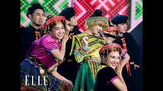 Hoàng Thùy Linh - Để Mị Nói Cho Mà Nghe - ESAs2019 | ELLE Vietnam