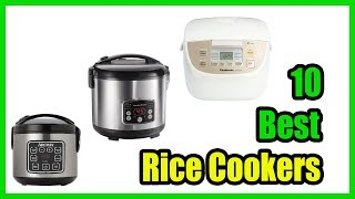 ▶️Best Rice Cooker To Buy in 2018