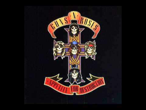 Sweet Child O' Mine- Guns N' Roses (Appetite For Destruction)