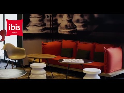 Discover Ibis Lyon Bron Eurexpo • France • Vibrant Hotels • Ibis