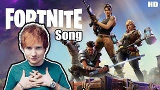 Download Lagu Ed Sheeran - Perfect (Parody) | Fortnite version Mp3