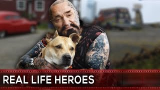 25 Bikers Who Will Restore Your Faith In Humanity | REAL LIFE HEROES