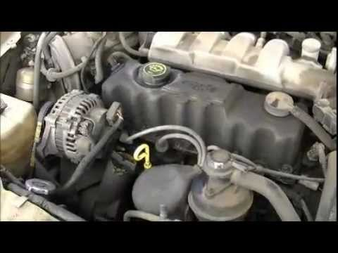 2012 Ford E150 Fuse Box Diagram Ford Tempo Under The Hood Talk Cold Start Youtube