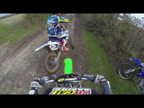 Kalipso en vrai terrain de motocross ycf 150 doovi for Casse lavilledieu