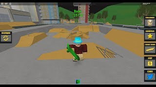 ROBLOX SKATE LIFE (INSANE EFFECT)