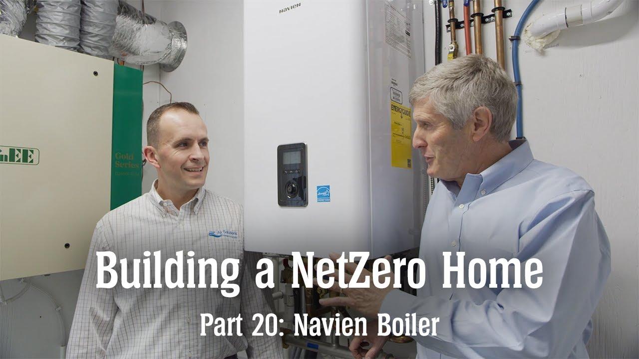 Hot Water Heater Boiler Combo
