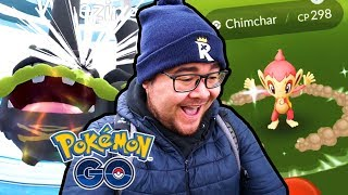 SHINY! Catching *GALARIAN* Pokémon GO Raid Bosses! [Gen 8!]