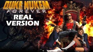 REAL DUKE NUKEM FOREVER - ACTION ТАБУРЕТКА ГАН 2 - BATTLEFIELD 5