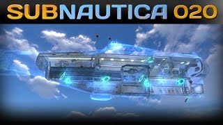 Subnautica [020] [Ein schönes neues U-Boot] [Let's Play Gameplay Deutsch German] thumbnail