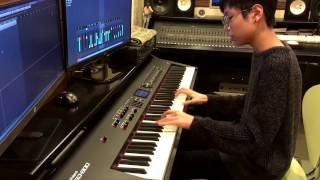 Joy to the World Jazz(JujuSong) - Playing yohan Kim