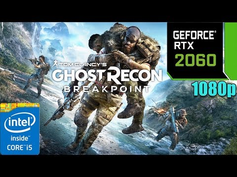 Tom Clancy's Ghost Recon Breakpoint : RTX 2060 6GB |