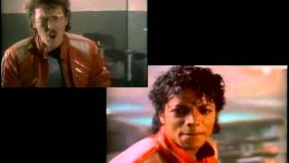 Repeat youtube video Eat It / Beat It Comparison - Weird Al / Michael Jackson