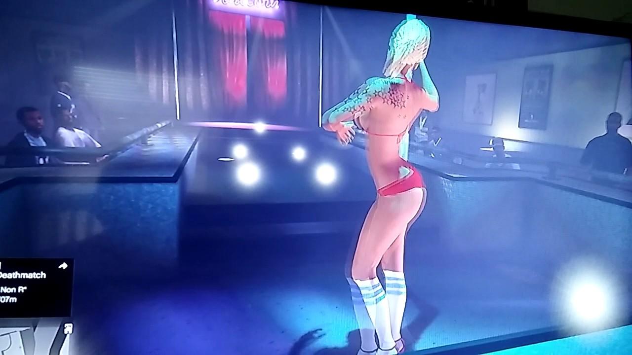 Strip club gta online - YouTube