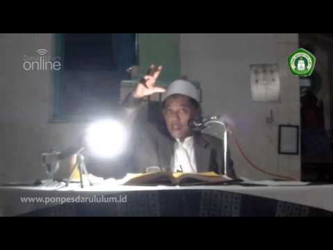 Pengajian Tafsir Jalalain #1 oleh KH Cholil Dahlan Pondok Pesantren Darul Ulum Jombang