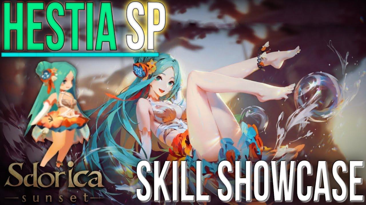 《Sdorica》Hestia SP Skill SHOWCASE