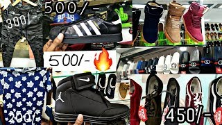 ORIGINAL 🔥 SHOES IN CHEAPEST PRICE & BRANDED CLOTHES | REASONABLE PRICE IN BANDRA / LINKING ROAD