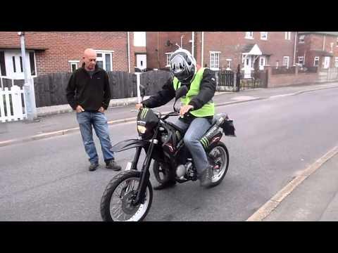 Aprilia MX50 - My First Motorcycle