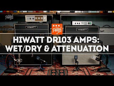 Hiwatt Genuine Amplifiers UK