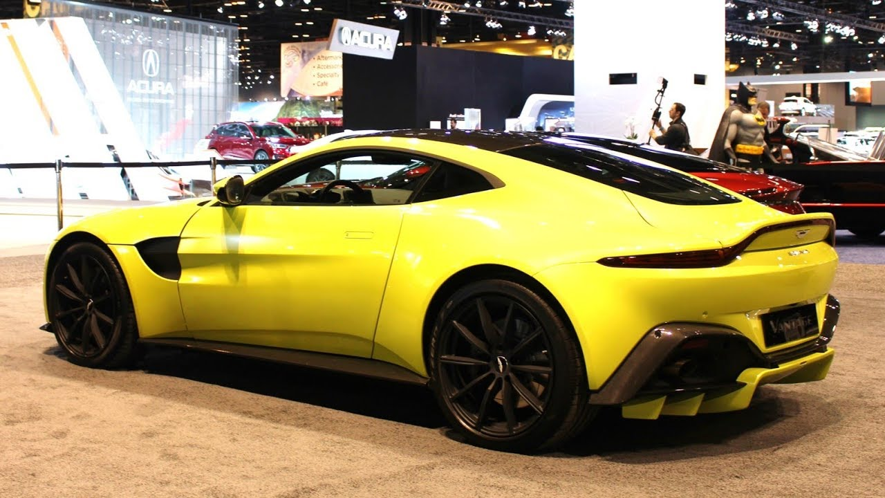 2018 Aston Martin Vantage | Ruined Or Improved?