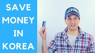 8 Secret Tips for Saving Money in Korea