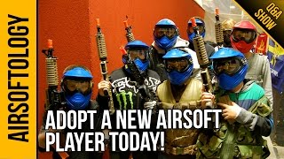 We Were All New Airsoft Players Once | Airsoftology Q&A Show