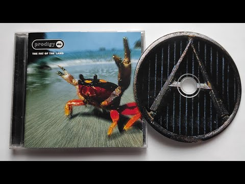 The Prodigy - The Fat Of The Land / cd unboxing /