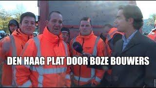 Zo leggen Boze Bouwers (en Slijptol) Den Haag plat