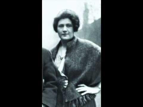 Adila Fachiri & Ethel Hobday - Kreisler 3 Variations on a Theme of Corelli, in the style of Tartini.