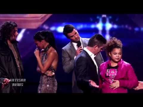 X FACTOR FINALISTS TALK SHOCKING RACHEL CROW ELIMINATION, JUDGE NICOLE REACTION