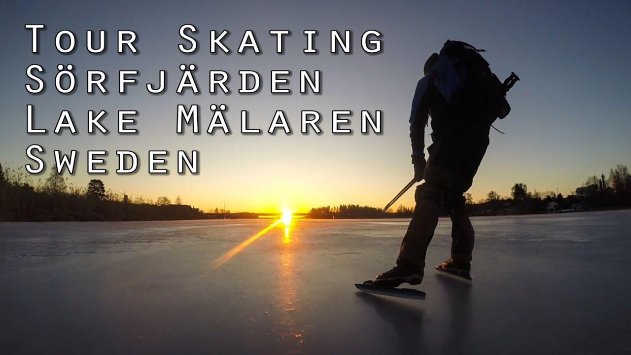 Tour Skating Sörfjärden December 2017