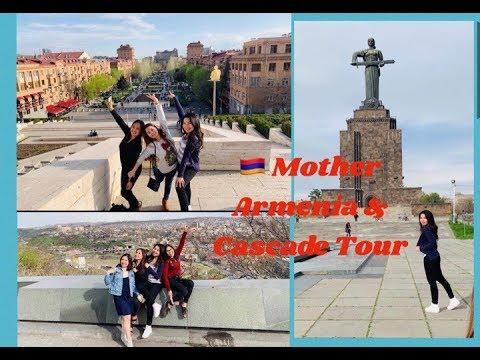 Mother Armenia And Yerevan Cascade Tour
