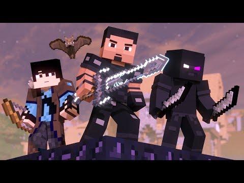 Sword Of Infinity (Minecraft Animation)