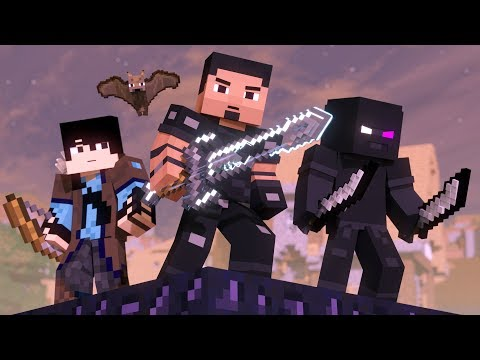 Sword Of Infinity (Minecraft Animation)