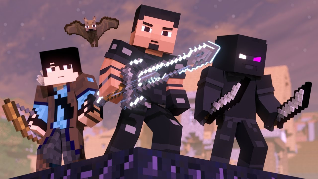 Download Sword Of Infinity (Minecraft Animation)