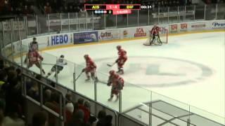 HockeyAllsvenskan 2012/13 Omgång 40: Almtuna IS - Djurgårdens IF