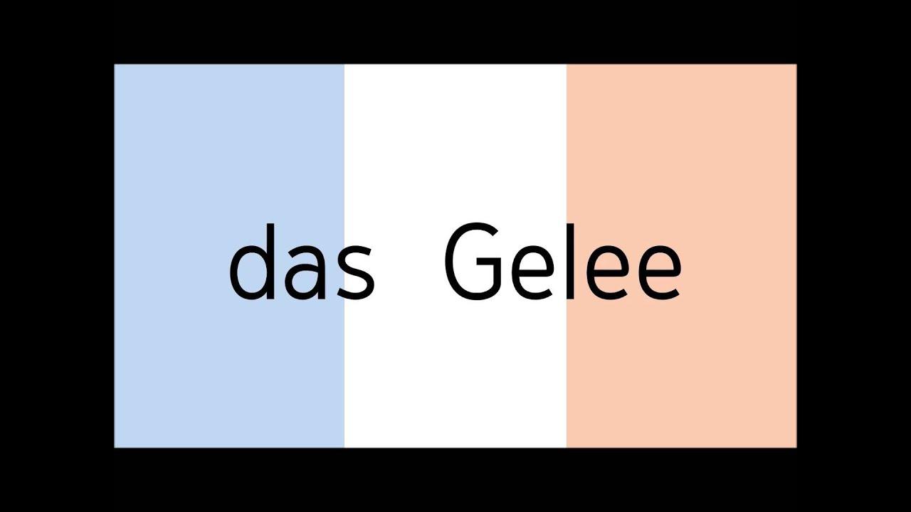 Französische Begriffe
