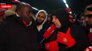 Arsenal 0-3 Man City | Arsene Wenger Is An Employee! How Can He Decide When To Go?! (Claude)