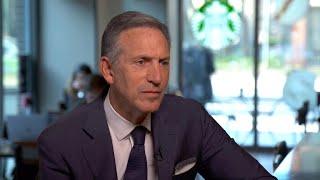 "Starbucks' Howard Schultz says racial bias training is ""just the beginning"""
