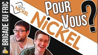 Compte Nickel avis - Banque en ligne