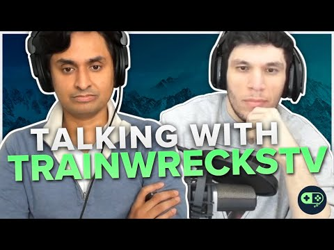 Talking with @Trainwreckstv: Staying Grounded and Focused